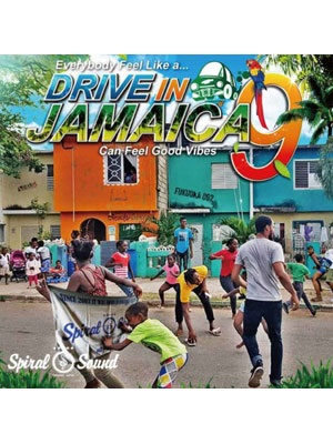 【CD】DRIVE IN JAMAICA 9 -SPIRAL SOUND-