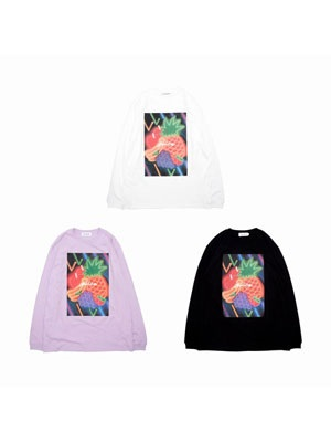 juice(ジュース)/ Mix Fruit L/S Tee