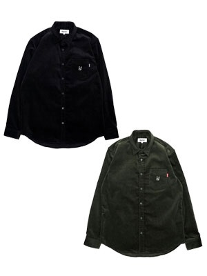 HIGH LIFE(ハイライフ)/ CORDUROY L/S SHIRTS  -MADE IN JAPAN-