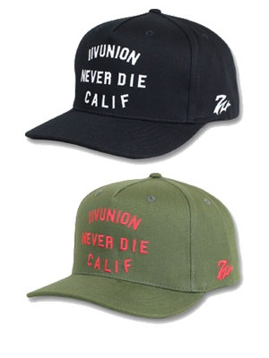 7UNION(セブンユニオン)/ IIV UNION NEVER DIE CAP