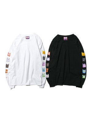 IRIE by irielife(アイリーバイアイリーライフ)/ PLASTIC BAG L/S TEE