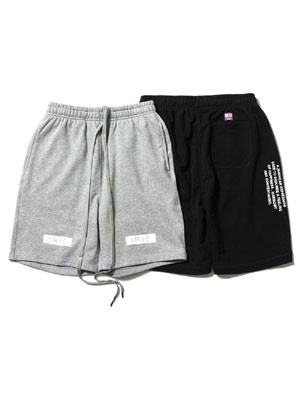 IRIE by irielife(アイリーバイアイリーライフ)/ LONG CORD SWEAT SHORTS