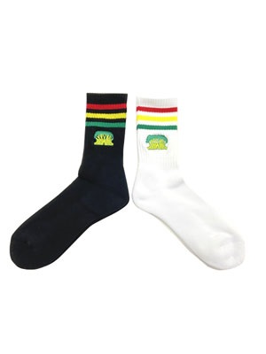JAH WORKS(ジャーワークス)/ JAH WORKS SOCKS