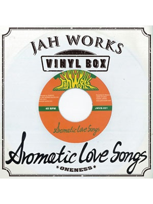 【CD】JAH WORKS VINYL BOX Vol.1 -AROMATIC LOVE SONGS- -selected by JAH WORKS-