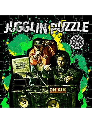 【CD】JUGGLIN'PUZZLE -KING LIFE STAR-