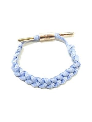 RASTACLAT(ラスタクラット)/ BRAIDED BRACELET HOLLY -LAVENDER-