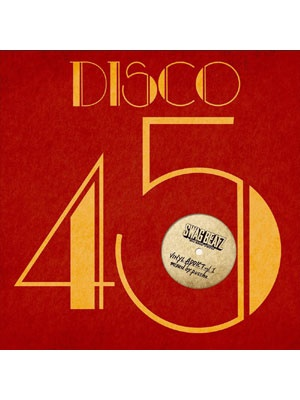 【CD】VINYL ADDICT vol.1 -DISCO 45 SELECTION- -SWAG BEATZ-