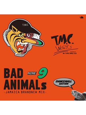 【CD】BAD ANIMALS 9 -TURTLE MAN's CLUB-