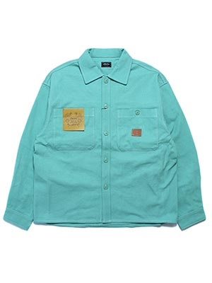 Cheers(チアーズ)/ DUCK SHIRT -GREEN-