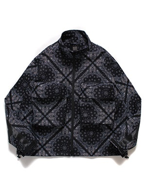 MAVEN(メイヴェン)/ PAISLEY TACTICAL JKT -BLACK-