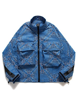 MAVEN(メイヴェン)/ PAISLEY TACTICAL JKT -BLUE-