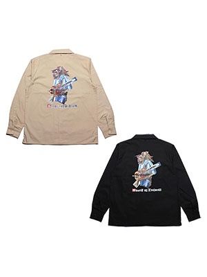 MURAL(ミューラル)/ SOUND OF FREEDOM SHIRT