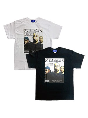 1993 DESIGNED WORLD HIPHOP/ TRIBE R.E.R.MAG PARIS TEE