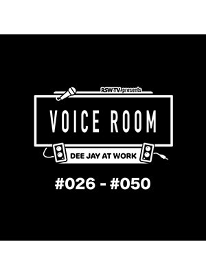 【CD】VOICE ROOM MIX VOL.2 #026-#050 -RYO the SKYWALKER-
