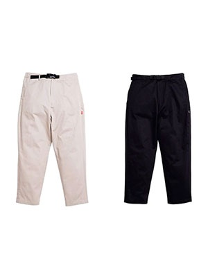 HIGH LIFE(ハイライフ)/ Cotton Twill Tapered Pants