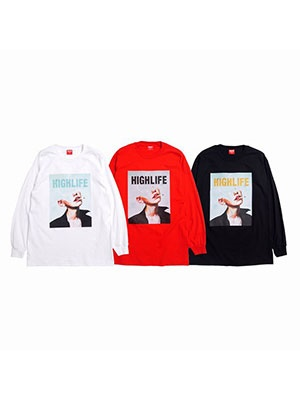 HIGH LIFE(ハイライフ)/ DayDreaming L/S Tee