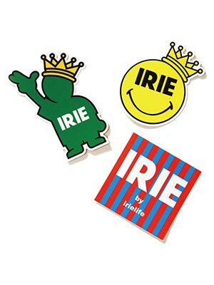 IRIE by irielife(アイリーバイアイリーライフ)/ IRIE WATERROOF STICKER