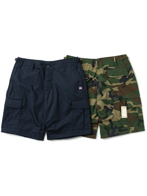IRIE by irielife(アイリーバイアイリーライフ)/ BIG TAG CARGO SHORTS
