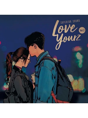 【CD】Love Yourz vol.2 -SUPERIOR SOUND-