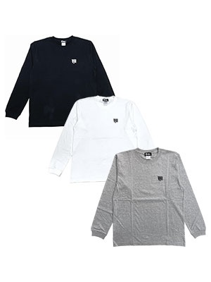 ROYAL MAJESTY(ロイヤルマジェスティー)/ OLD ENGLISH L/S T-SHIRT