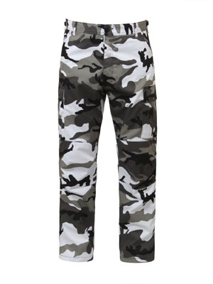 ROTHCO(ロスコ)/ CAMOUFLAGE BDU PANTS -GREY-