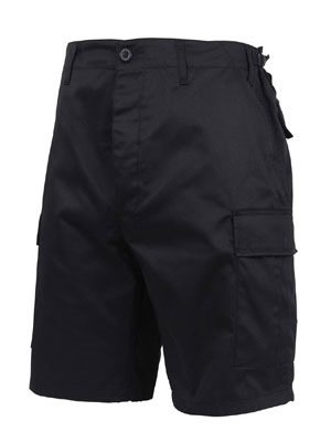 ROTHCO(ロスコ)/ CAMO BDU SHORTS -BLACK-