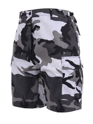 ROTHCO(ロスコ)/ CAMO BDU SHORTS -CITY-