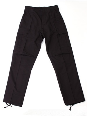 ROTHCO(ロスコ)/ SOLID BDU PANTS -BLACK-