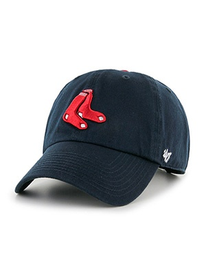 47 BRAND(フォーティーセブンブランド)/ Red Sox'47 CLEAN UP -NAVY-