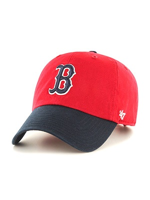 47 BRAND(フォーティーセブンブランド)/ Red Sox'47 CLEAN UP -RED×NAVY-