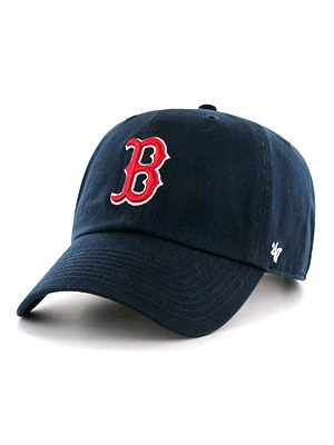 47 BRAND(フォーティーセブンブランド)/ RED SOX HOME'47 CLEAN UP -NAVY-