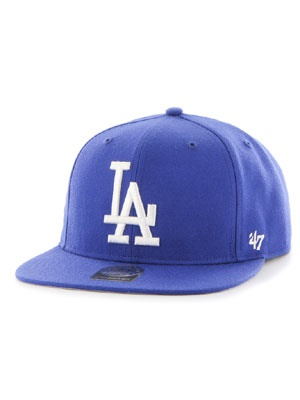 47 BRAND(フォーティーセブンブランド)/ Dodgers Sure Shot'47 CAPTAIN -ROYAL-