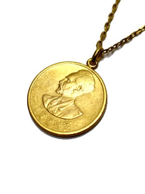 PAYBACK(ペイバック)/ ETHIOPIA 10 GOLD COIN NECKLACE
