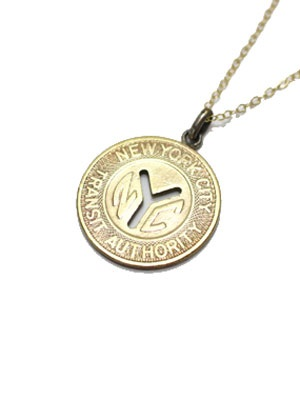 PAYBACK(ペイバック)/ N.Y TOKEN 1953 COIN NECKLACE