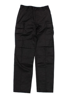 ROTHCO(ロスコ)/ TACTICAL BDU PANTS -BLACK-