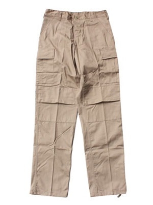ROTHCO(ロスコ)/ TACTICAL BDU PANTS -KHAKI-
